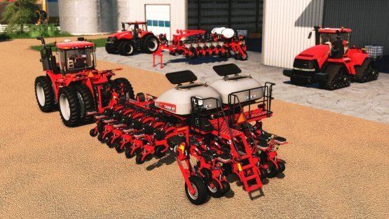 Мод «Case IH 2150 Early Riser Planters» для Farming Simulator 2019
