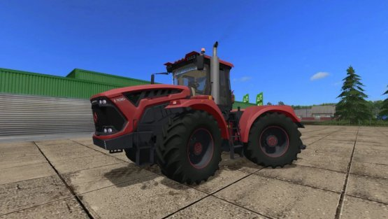 Мод «К-742» для Farming Simulator 2017