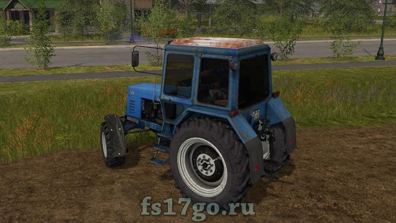 Скачать трактор MTZ 82.1 для FS 17
