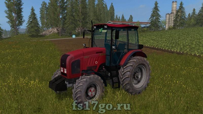 Трактор МТЗ (Беларус)-1025. Технические характеристики.