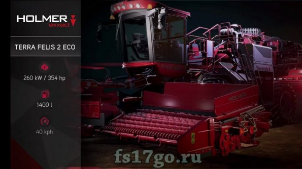 Автопарк техники Farming Simulator 2017 – видео