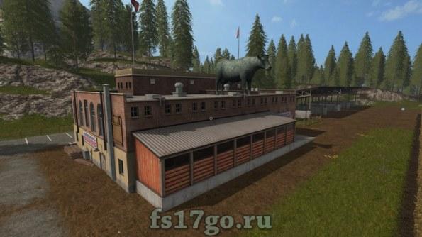 Животноводство в игре Farming Simulator 2017