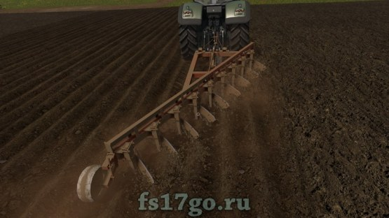 Плуг ПЛН 9x35 для Farming Simulator 2017
