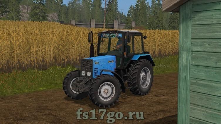скачать моды мтз для farming simulator 2017