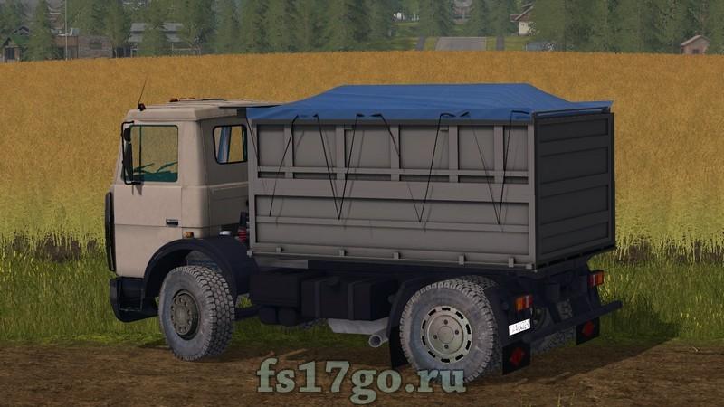 Скачать мод маз farming simulator 2017