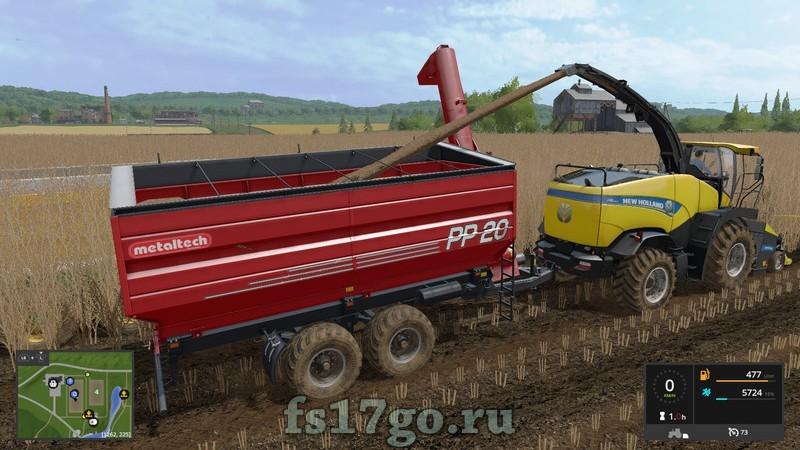 Farming simulator 19 прицеп с винтовым конвейером основные неисправности элеватора