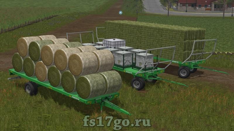 скачать мод на фермер симулятор 2017 прицепы с автоподбором - фото 3