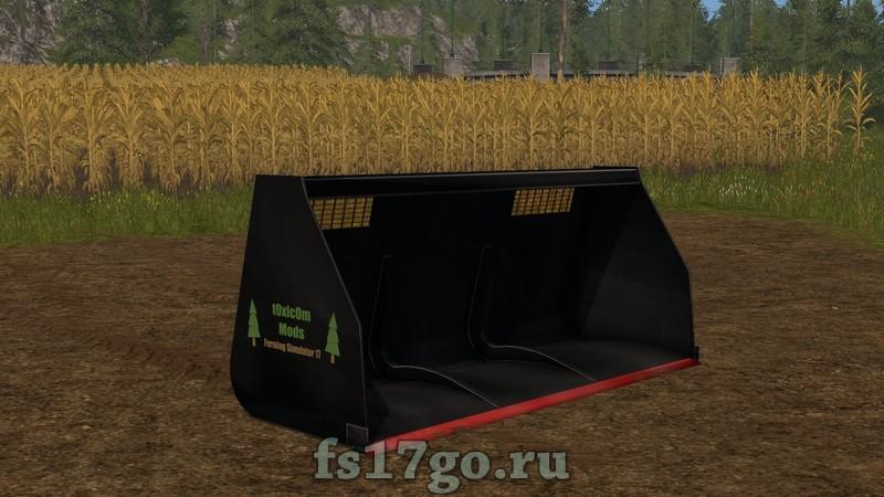 скачать моды для Farming Simulator 2017 ковши - фото 5