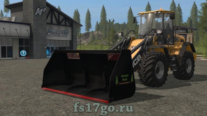 скачать моды для Farming Simulator 2017 ковши - фото 3