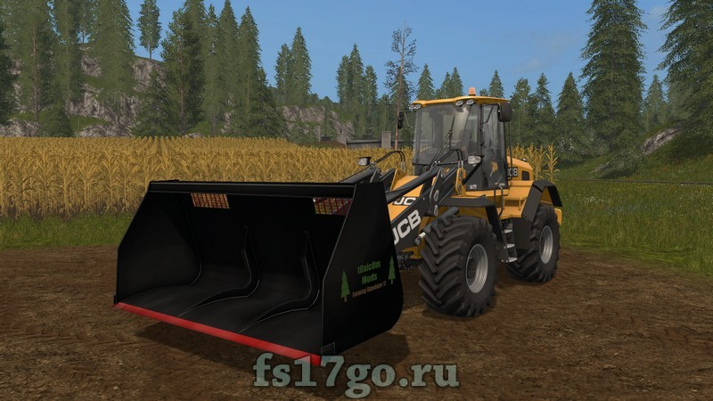 скачать моды для Farming Simulator 2017 ковши - фото 11