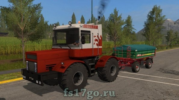 Трактор Кировец «Магнум» для Farming Simulator 2017
