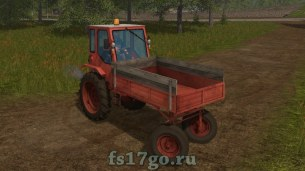Мод Т-16М «шассик» для Farming Simulator 2017