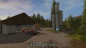 Карта Нойштадт для Farming Simulator 2017