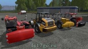 Моды жатки для farming simulator 2015 скачать