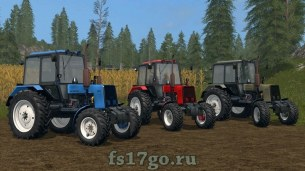 МТЗ 1025 для Farming Simulator 2017