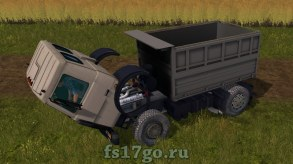 МАЗ 5551 для Farming Simulator 2017