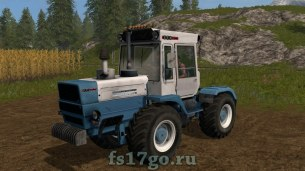 Трактор ХТЗ 200К для Farming Simulator 2017