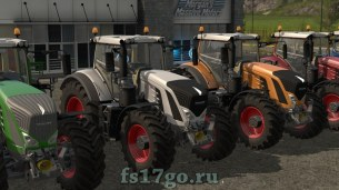 Трактор FENDT 900 серии для Farming Simulator 2017