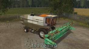 Комбайн Fortschritt E-516 B для Farming Simulator 2017