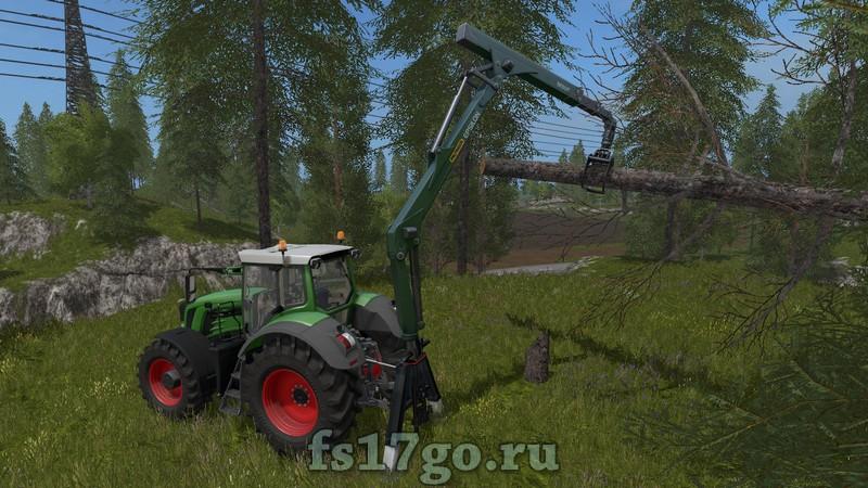 Мод манипулятор для farming simulator 2017 скачать