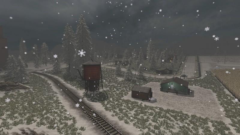 скачать моды для farming simulator 2017 зима