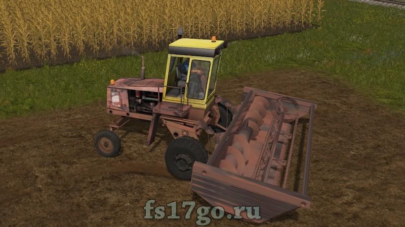 скачать мод косилки для Farming Simulator 2017 - фото 3