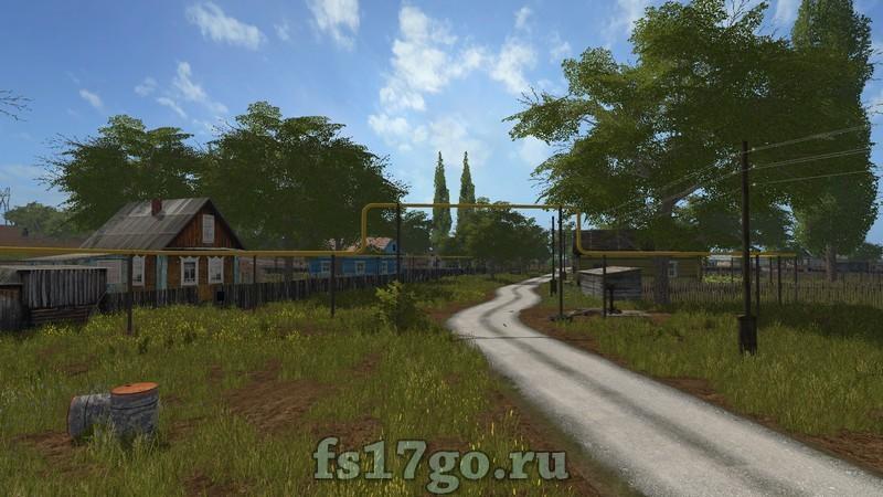 Как сделать карту для farming simulator 2017 668