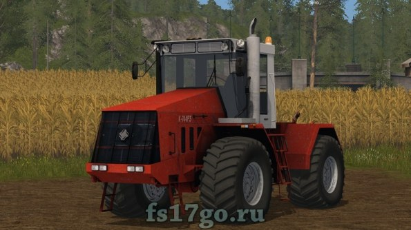 Мод Кировец К-744 Р3 для Farming Simulator 2017