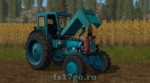 Скачать мод на трактор т 40 для игры фермер симулятор 2015