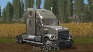 Мод Freightliner Coronado для Farming Simulator 2017