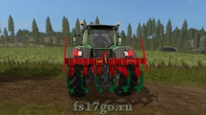 Культиватор Kverneland Cli для Farming Simulator 2017