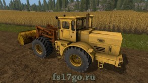 Мод Кировец K-701 ПКУ для Farming Simulator 2017