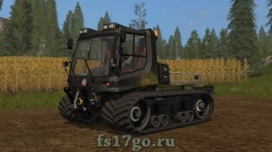 Мод PistenBully 100 для Farming Simulator 2017