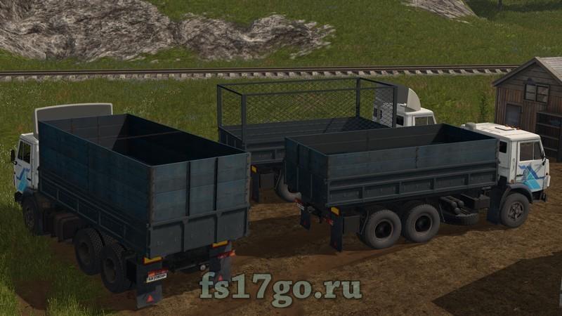 скачать мод на farming simulator 2017 на камаз