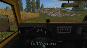 Land Rover Defender Dakar для Farming Simulator 2017