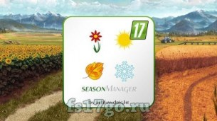 Мод Менеджер Сезонов (season Manager) для Farming Simulator 2017