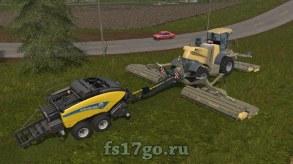 Скачать мод косилки для farming simulator 2017