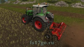 Культиватор Agrimec3 ASD7 для Farming Simulator 2017