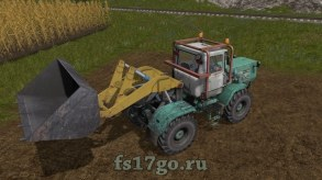 T-150K (TO-25) «Погрузчик» для Farming Simulator 2017