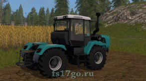 Мод трактора ХТЗ-244К для Farming Simulator 2017