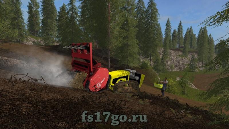 Скачать моды для farming simulator 2017 пила