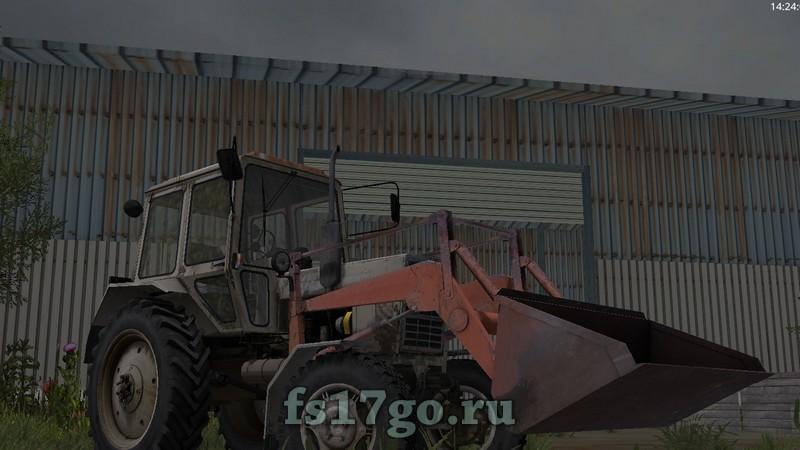 Вилы на трактор МТЗ. - bulatochka.com.ua