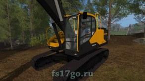 Скачать мод для farming simulator 2015 экскаватор