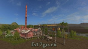 Карта Петровка для Farming Simulator 2017