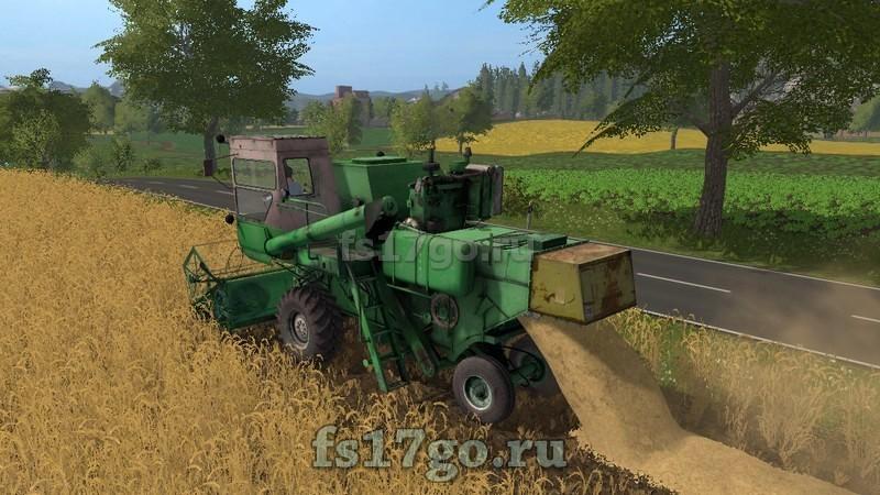 скачать мод нива ск 5 м для farming simulator 2017