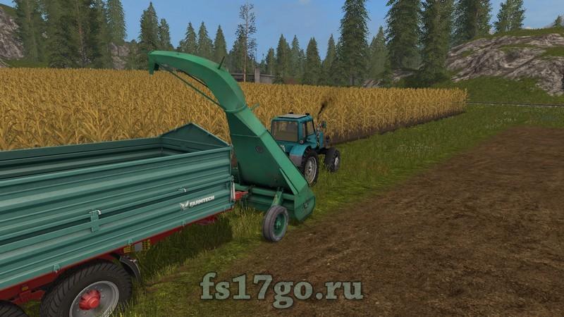 фермер симулятор 2017 косилка