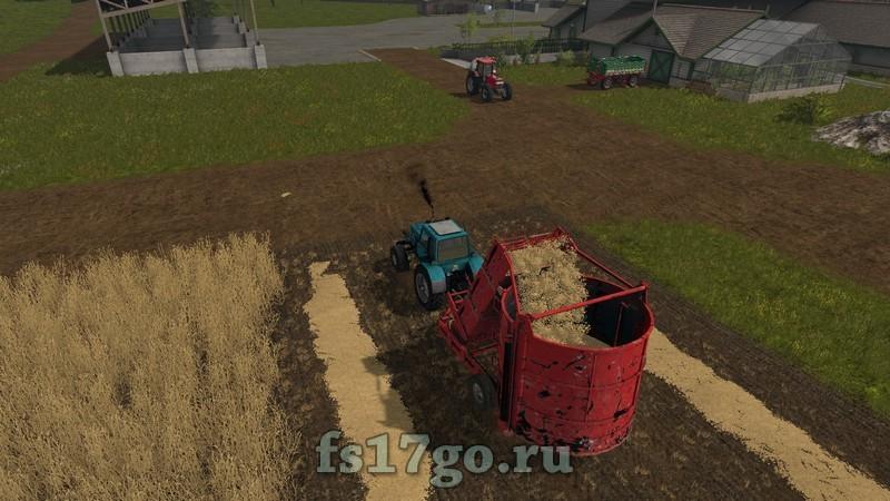 Farming simulator 2018 когда собирать картошку
