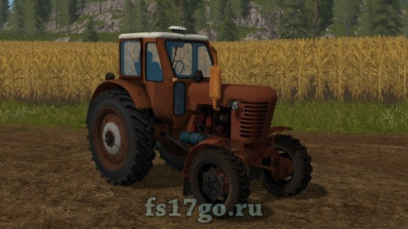 Мод трактора МТЗ-52 для Farming Simulator 2017