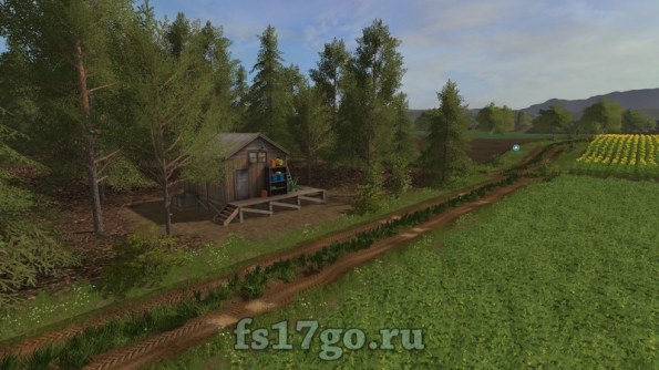 Карта Nicolonia для Farming Simulator 2017