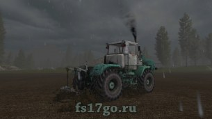 4Real Module 03 - Ground Response FS 17, Farming Simulator 2017